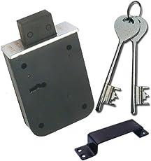 Ramson 6 Levers Door Lock With 2 Keys (100mm_110)