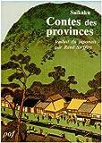 Contes des provinces