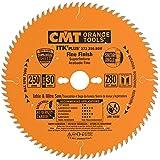 CMT Orange Tools 273.250.80M - Sierra circular (ultra itk) 250x1.7x30 z 80