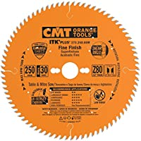 CMT Orange Tools 273.250.80M - Sierra circular (ultra itk) 250x1.7x30 z 80