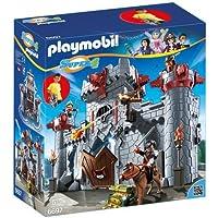 Playmobil - Castillo maletín del Barón Negro, playset (6697)