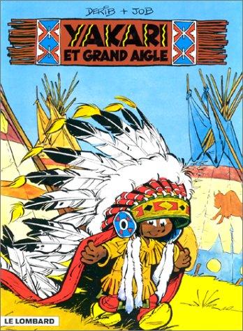 Fan de BD!, Yakari, tome 1: Grand Aigle