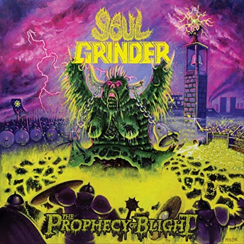 The Prophecy of Blight Rock Grinder