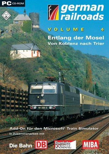 Preisvergleich Produktbild Train Simulator - German Railroads Vol.4
