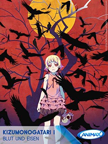 Kizumonogatari I (Vampir Anime)
