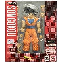 Bandai 8993 - Figura Goku (8993) - Figura Son Goku (14cm)