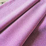 Leicht Metallic Lurex Stoff Stretch Jersey Material–Sparkling Pink Blau Gold Schwarz Glitzer–150cm breit (Meterware) babyrosa