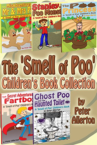 The 'Smell of Poo' Children's Story Book Collection