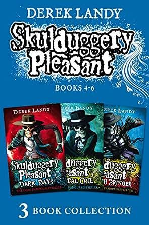 Skulduggery Pleasant: Books 4 - 6 eBook: Derek Landy
