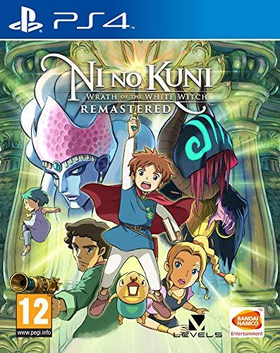 Ni no Kuni: La ira de la Bruja Blanca - Remastered