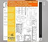 Schrank Kasten selber bauen: Deine Projektbox inkl. 403 Original-Patenten bringt Dich mit Spaß ans Ziel!