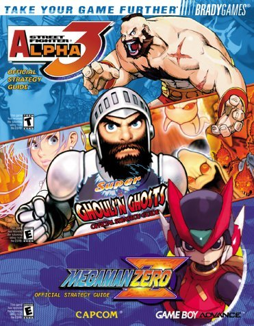 Capcom GBA Combo Official Strategy Guide - Covers Street Fighter Alpha 3, Super Ghouls 'n' Ghosts and Megaman Zero by Tim Bogenn (2002-10-23)