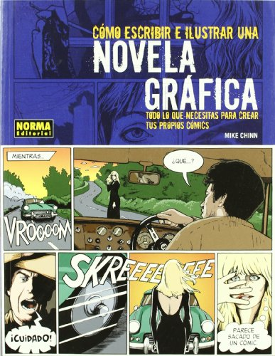 Como escribir e ilustrar una novela grafica / Writing and Illustrating the Graphic Novel Cover Image