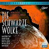 Die schwarze Wolke / Spannendes 2-teiliges Hörspiel von Fred Hoyle mit Horst Frank, Hansjörg Felmy und Michael Degen (Pidax Hörspiel-Klassiker)