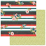 """New! Memory Lane Double-Sided Cardstock 12""""X12""""-Ancestry - Case Pack of 25"""