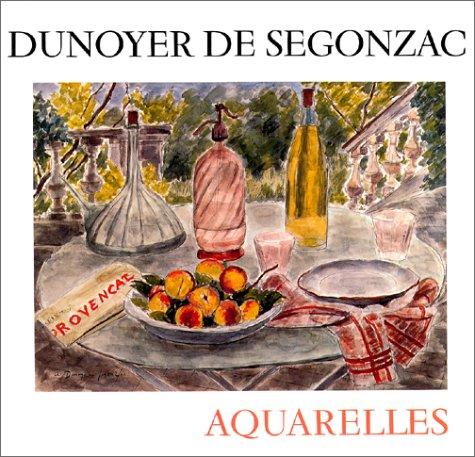 Dunoyer de Segonzac, aquarelles