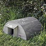 ckb ltd® hedgehog house outdoor garden outside habitat house - wooden - can also be used for hibernation home CKB LTD® Hedgehog House Outdoor Garden Outside Habitat House – Wooden – Can Also Be Used For Hibernation Home 61M83RefSfL