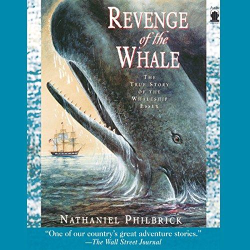 Revenge of the Whale  Audiolibri