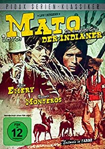 Mato,der Indianer [Import anglais]