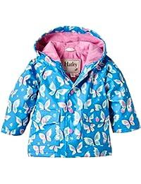 Hatley Infant Raincoat -Butterflies-Abrigo impermeable Bebé-Niñas,