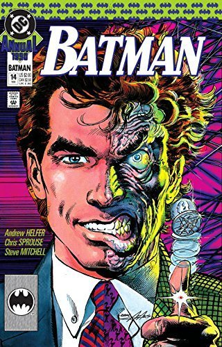 Batman Arkham: Two-Face by Paul Dini (2015-11-10)
