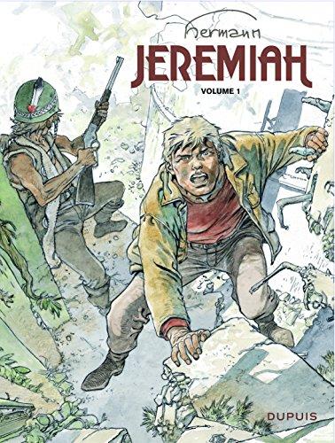 Jeremiah - L'intégrale (petit format) - tome 1 - Magnum Jeremiah 1