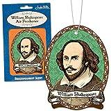 William Shakespeare Air Freshener
