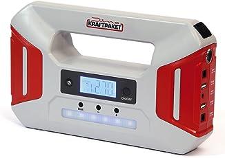 Dino KRAFTPAKET 12V-600A Starthilfegerät 51.2Wh 16000mAh
