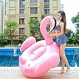 FAFY Flamingo/Einhorn/Schwan Pool Float Ride-on Luftmatratzen Erwachsene Aufblasbare