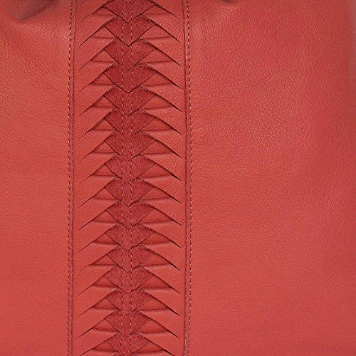 Liebeskind Niva Sac à main porté épaule cuir 39 cm rot