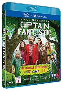 Captain Fantastic [Blu-ray + Copie digitale]
