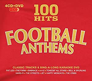 100 Hits - Football Anthems