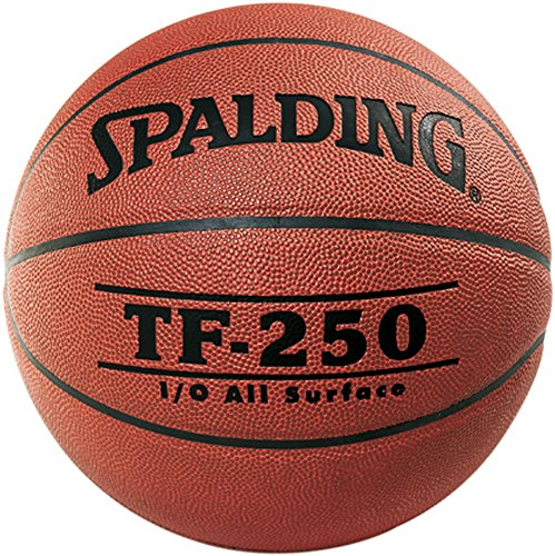 Spalding TF 250 Ballon de basket Indoor/Outdoor