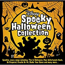Disney Spooky Halloween Collection