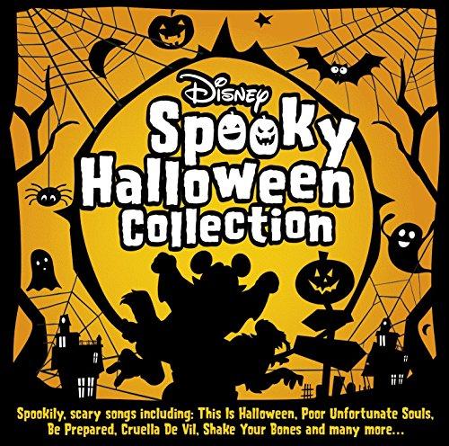 (Disney Spooky Halloween..)