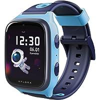 XPLORA 4 - waterproof phone watch for children (SIM-free) - 4G, calls, messages, ...