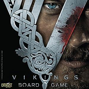 Catalyst Game Labs cat77000-Vikings: The Board Game, Familias Estrategia Juegos
