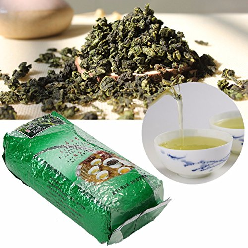 Bazaar 500g Premium- Bio- Fujian Anxi Riegel Guan Yin Chinesischer Oolong grüner Tee vakuumverpackt