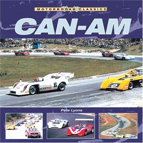 Can-Am (Motorbooks Classics)