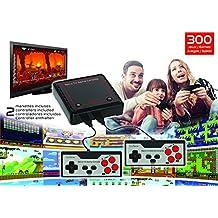 Lexibook - Consola de televisión Retro, 300 juegos (JG7800)