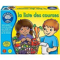 Orchard_Toys–Lista de la Compra Juego de Memoria bilingüe (Inglés/Francés), 171