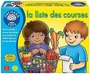 Orchard_Toys-Lista de la Compra Juego de Memoria bilingüe (Inglés/Francés), 171
