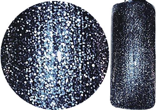 S11 Led (5g Chrome Glam Farbgel Schwarzblau (S11) LED & UV-Geräte Aushärtung)