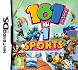 101-in-1 Megamix Sports (Nintendo DS) by Nordcurrent