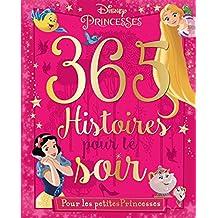 Spécial Princesses, 365 HISTOIRES POUR LE SOIR + CD