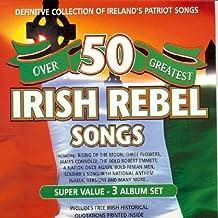 Over 50 Great Rebel Songs