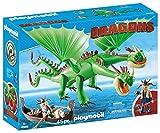PLAYMOBIL 9458 Spielzeug - Raffnuss und Taffnuss mit Kotz und Würg Unisex-Kinder