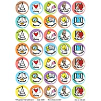 C.S. Kids PYP Learner Profile Rounders (Stickers: Pack of 210)