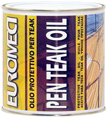 euromeci epto7Pflegeöl, farblos, 750ml (Deck Sealer)
