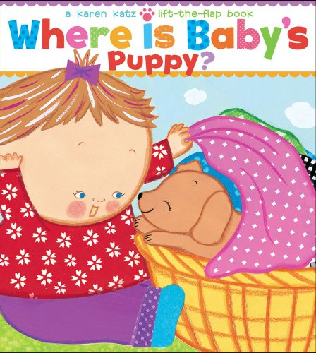 Where Is Baby's Puppy? (Karen Katz Lift-the-Flap Books) por Karen Katz